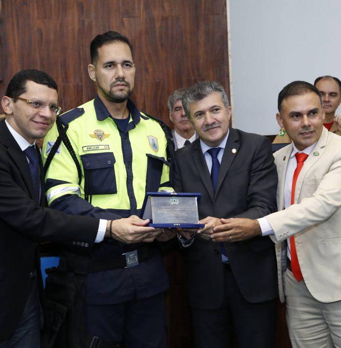 Renato Lima, Amilcar Moreira, Antonio Henrique E Marcio Cruz