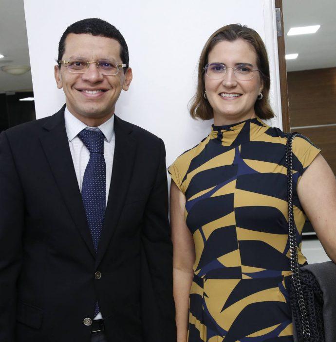 Renato Lima E Manoela Nogueira