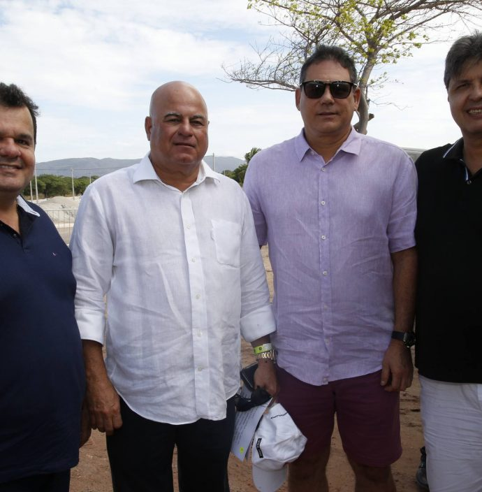 Rene Freire Junior, Luciano Cavalcante, Marcos Medeiros E Marcos Oliveira