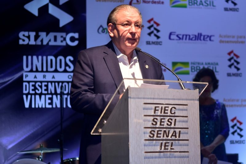 destaques do setor - Maia Junior e Annette de Castro são homenageados com a comenda Sebastião de Arruda Gomes 2019