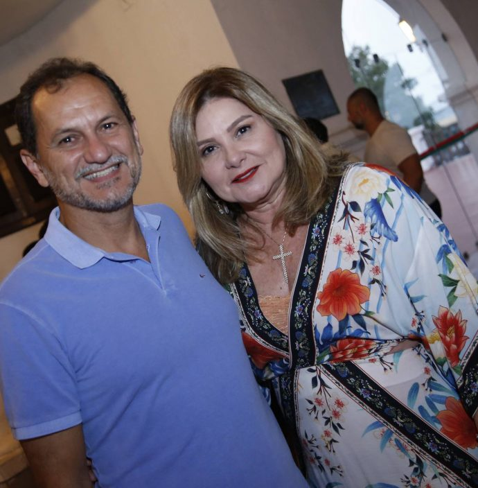Ricardo Lopes E Tania Albuquerque