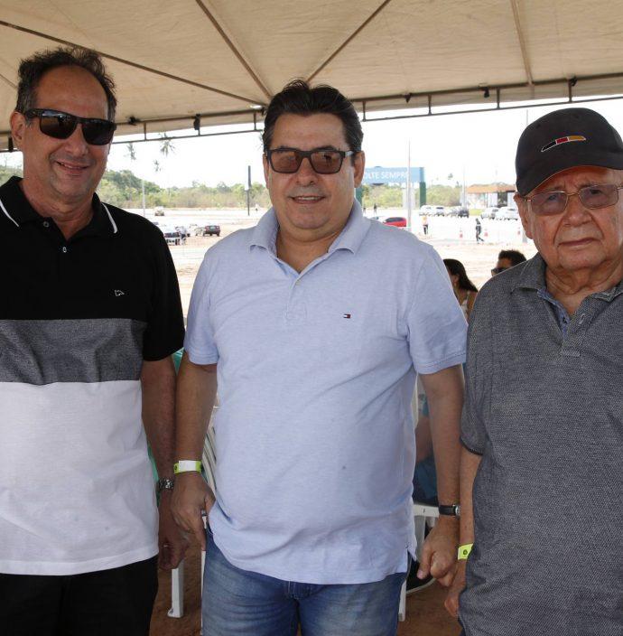 Ricardo Pinheiro, Cesar E Ary Ramalho