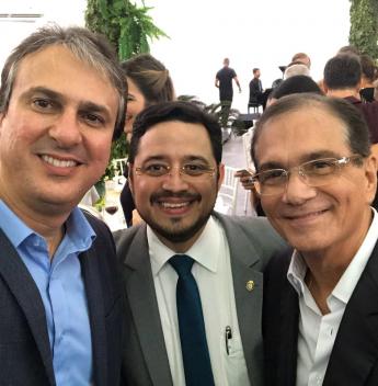 Ricardo Valente detalha planos para o Conselho Estadual de Segurança Pública