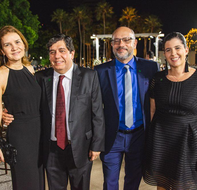 Rita Martins, Cabeto Martins, Marcelo Alcantara E Beatriz Xavier