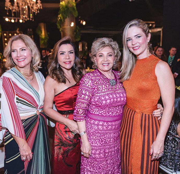 Roberta Bonorandi, Andrea Bonorandi, Rochelle Bonorandi E Ticiana Boris