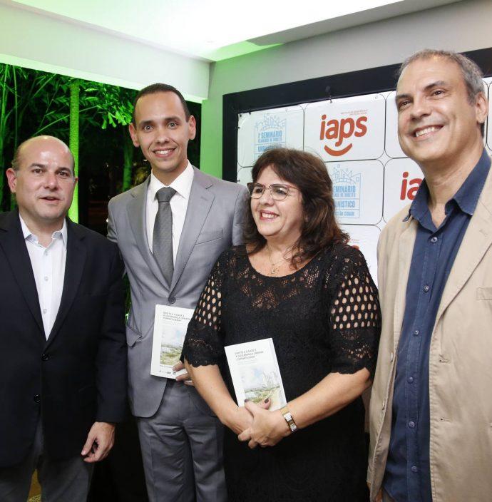 Roberto Claudio, Pedro Rocha, Amparo Vidal E Joao Uitaker