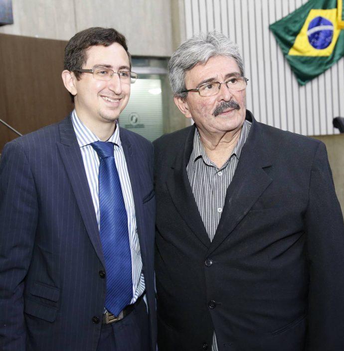 Roberto Victor E Auriberto Cavalcante