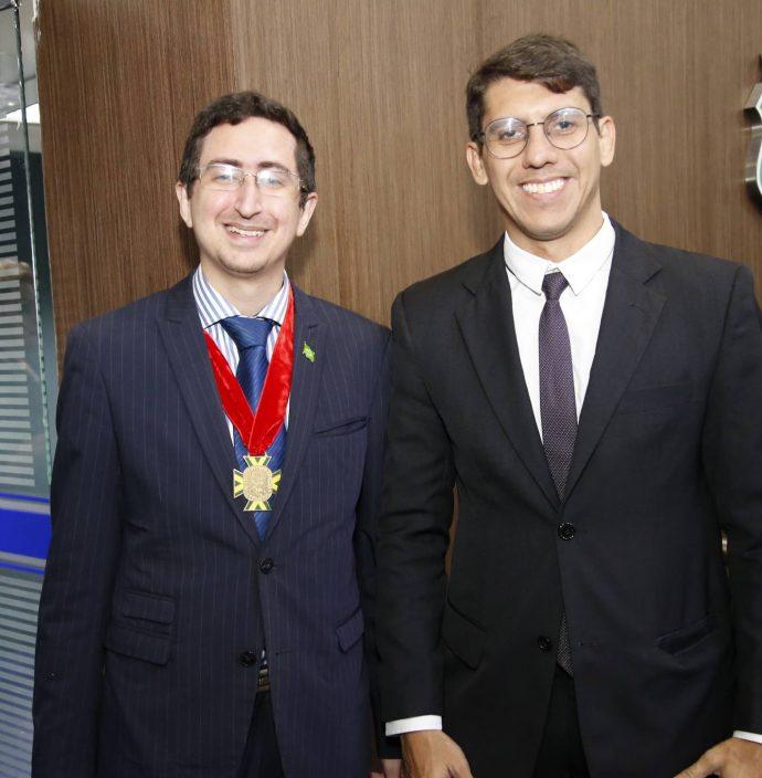 Roberto Victor E Marcel Girao