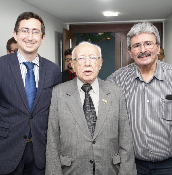 Roberto Victor, Ubiratan Aguiar E Auriberto Cavalcante
