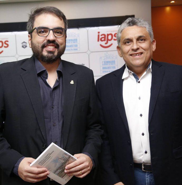 Robson Loureiro E Jurandir Gurgel