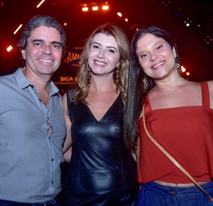Rodrigo E Tamara Azevedo, Daniele Sairbanks