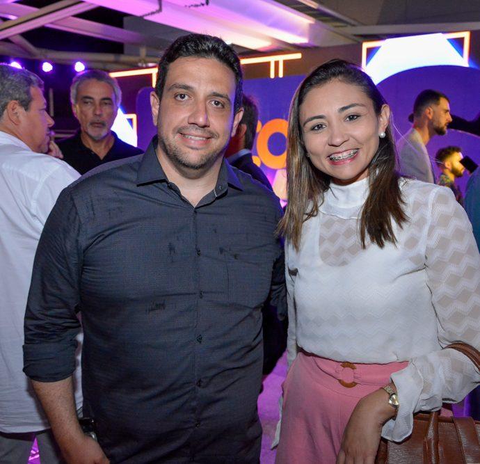 Rodrigo Leite E Jaqueline Barbosa