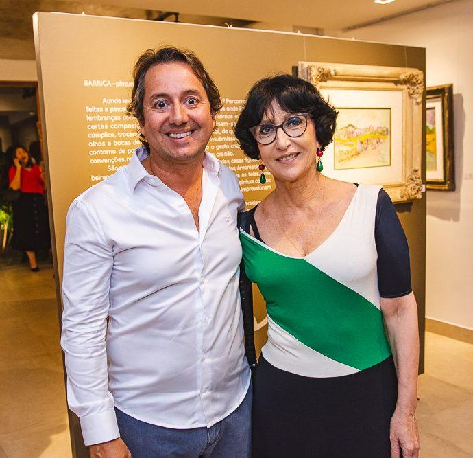 Rodrigo Parente E Denise Mattar
