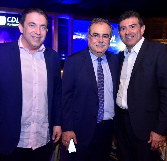 Rodrigo Pereira, Assis Cavalcante, Alexandre Pereira