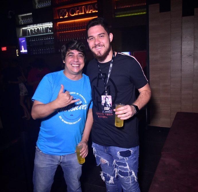 Rodrigo Vieira, Matheus Soares