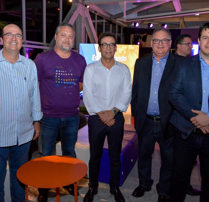Romulo Fortes, Jakson Uchoa, Gustavo Porto, Erico Moraes E Romano Garcia