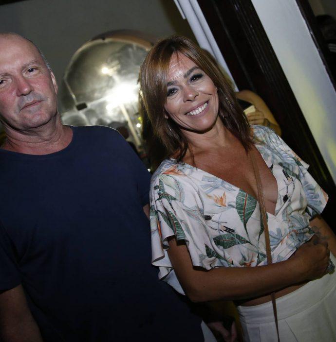 Ronaldo Grega E Christiane Costa Lima