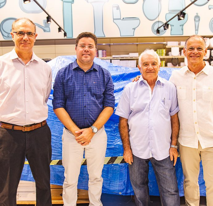 Roney Rontenberg, Vitor Hugo, Praciano E Ronaldo