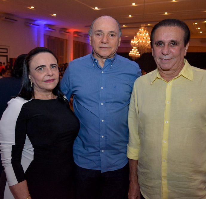Rozane E Inácio Barreira E Gaudêncio Lucena