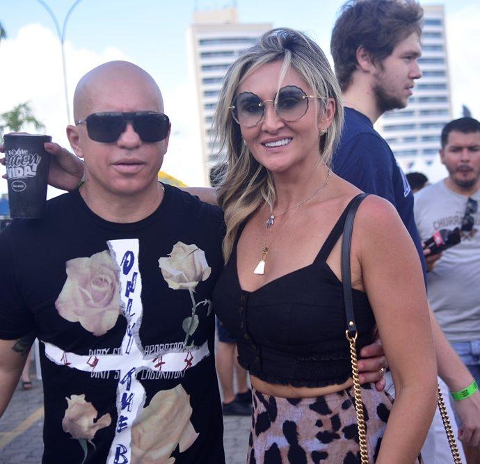 Rubens Vieira E Joara Gonçalves