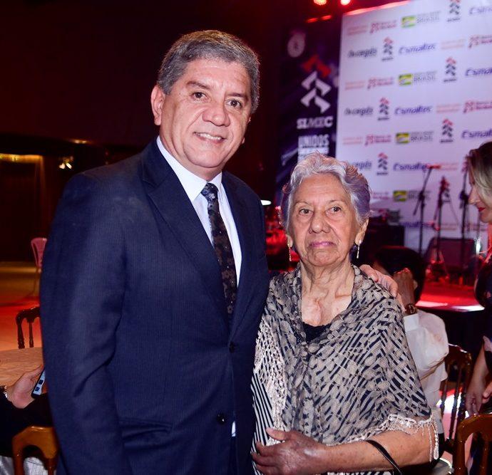Sampaio Filho E Maria Leonídia Góes