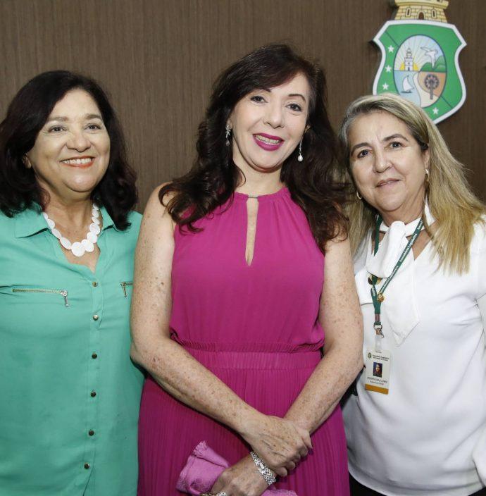 Sandra Goncalves, Gina Pompeu E Rosangela Lima