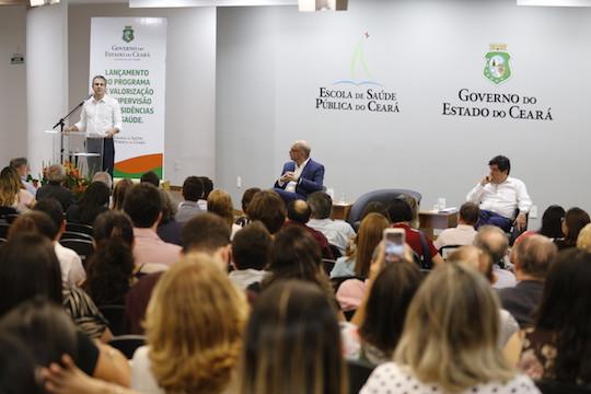 Saúde: Governo do Ceará lança programa que vai valorizar os supervisores de residências