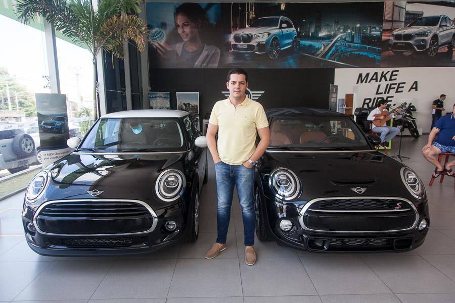 MINI Fest promete agitar o showroom da Haus Motors BMW