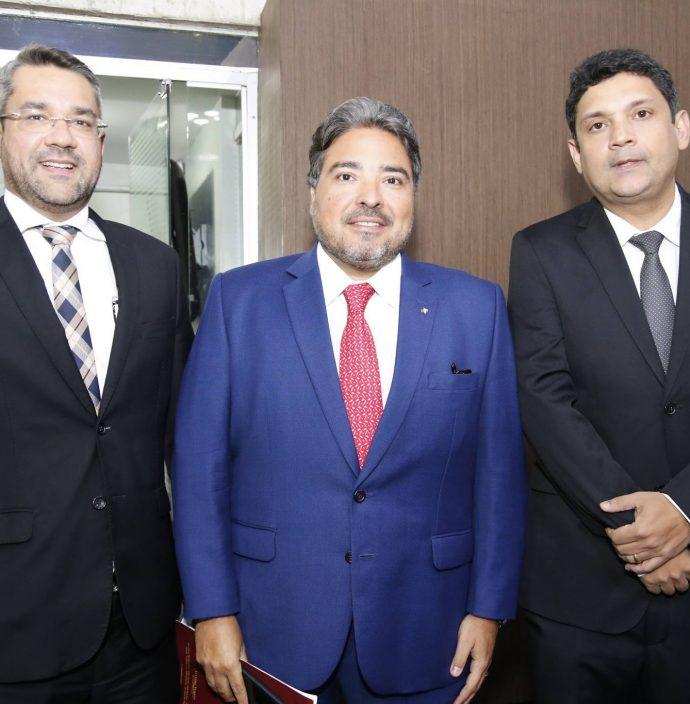 Savio Aguiar, Leandro Vasquez E Bruno Queiroz