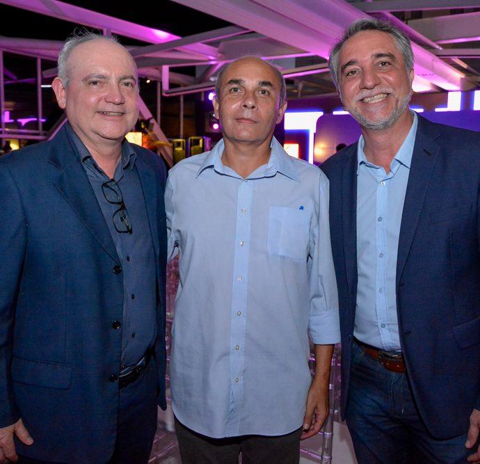 Savio Carvalho, Luiz Henrique E Mauro Costa