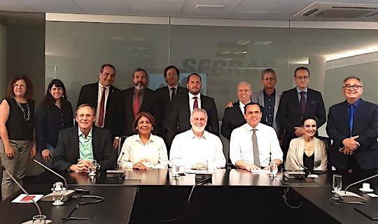 Sebrae Nacional assina convênio de R$ 22 milhões com a Jucec
