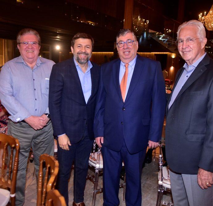 Ségio Cavalcante, Élcio Batista, Maia Júnior, Carlos Prado
