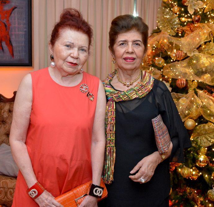 Selma Panerete E Neda Gonçalves