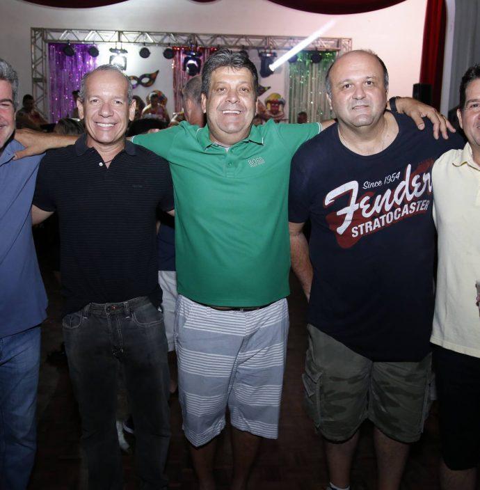 Sergio Aguiar, Beto Cavalcante, Jorge Arruda, Babe E Fabio Junior