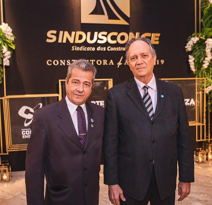 Sergio Benevides E Flavio Melo
