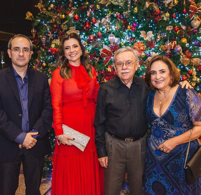 Sergio Resende, Emilia Buarque, Raimundo Padilha E Germana Padilha