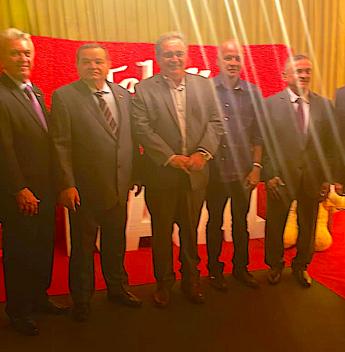 Dirigentes debatem dinamização da logística com o intermodal