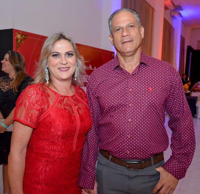 Sheila Farias E Oracio Neto