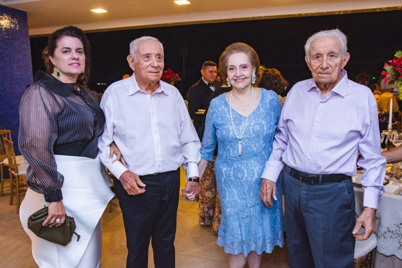 Silvana, Adauto, Norma E Humberto Bezerra