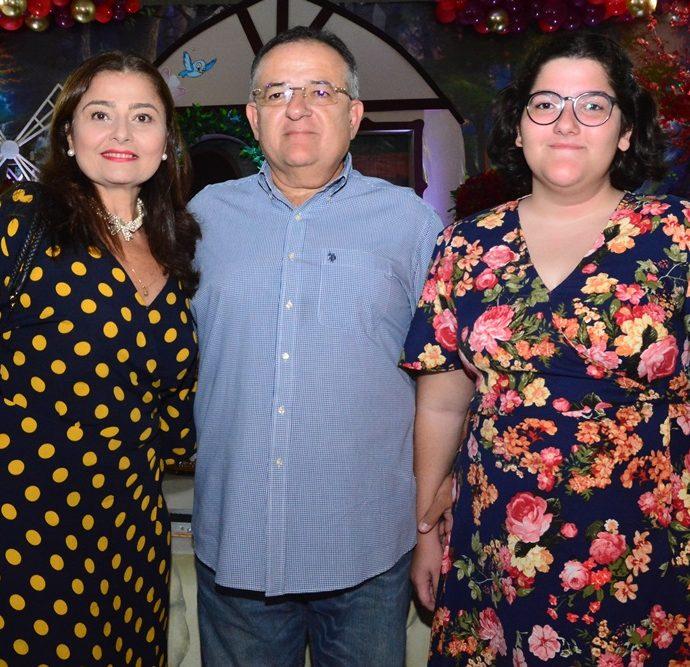 Silvana, Oriani E Alana Ximenes,