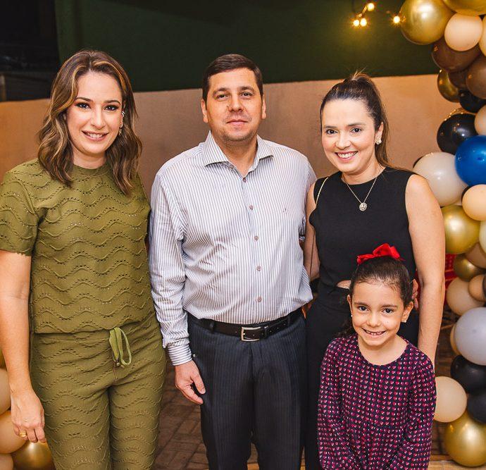 Silvinha Leal, Jorge Bezerra, Ana Cecilia Muniz E Maria Cecilia Muniz