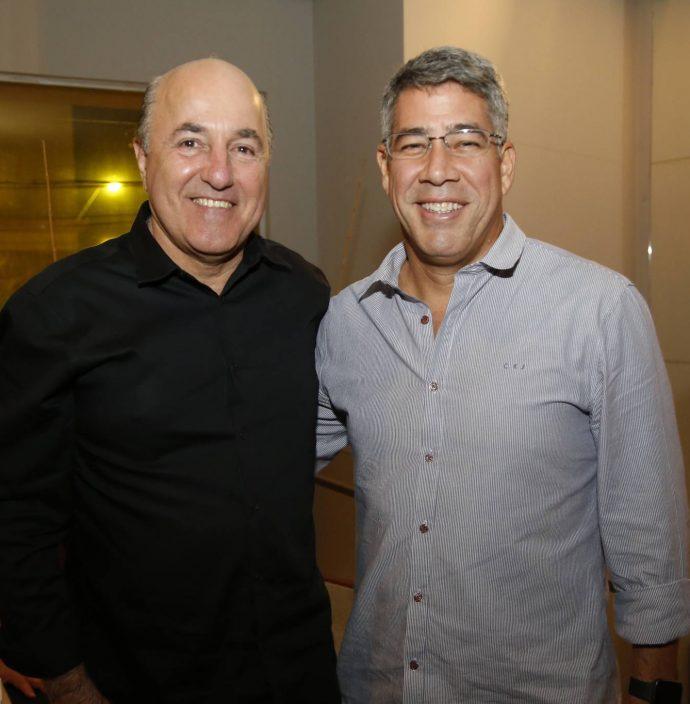 Silvio Frota E Cid Holanda