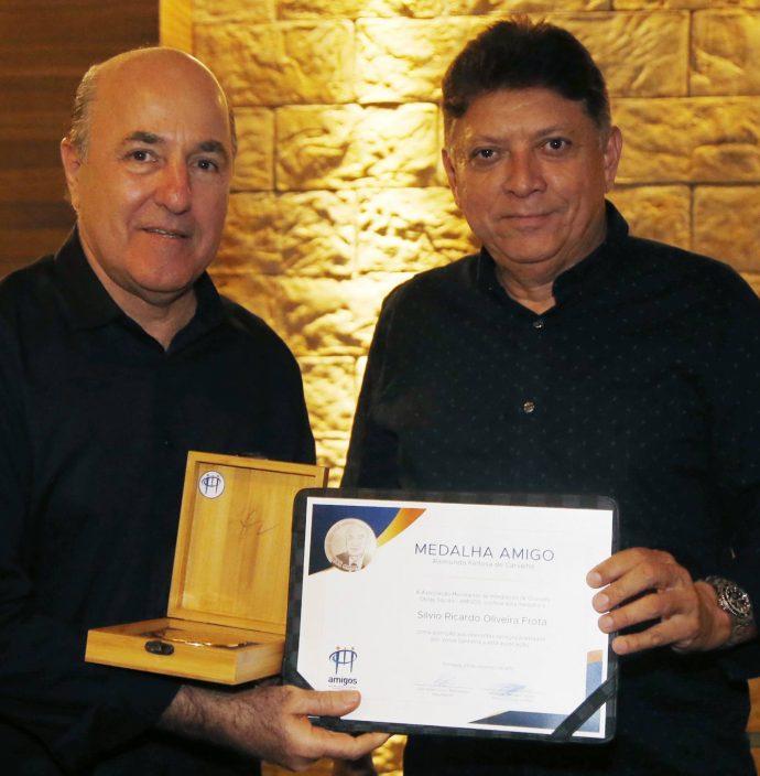 Silvio Frota E Luiz Helder
