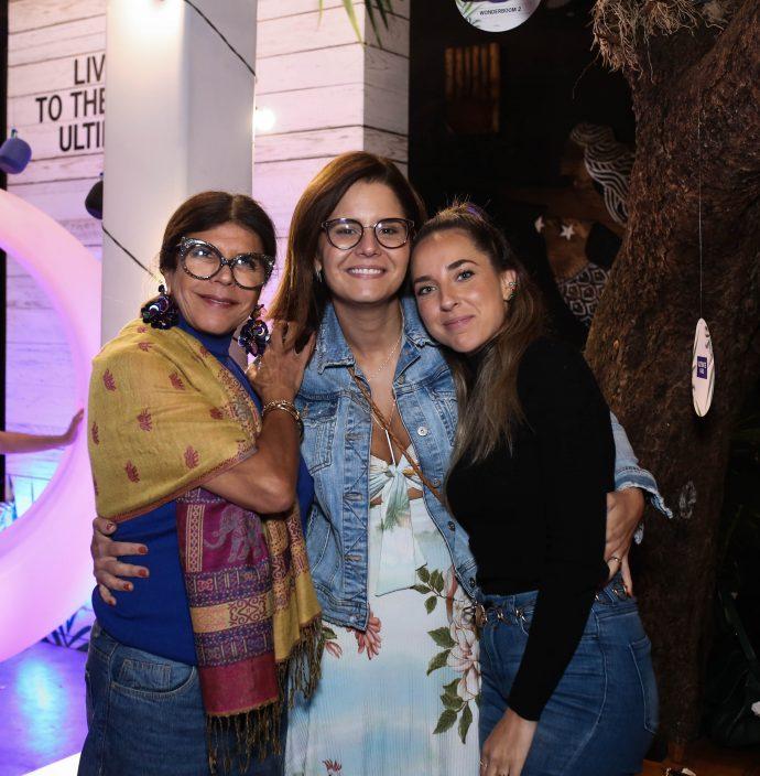 Soninha Vieira, Bruna Oliveira E Giulianna Campos
