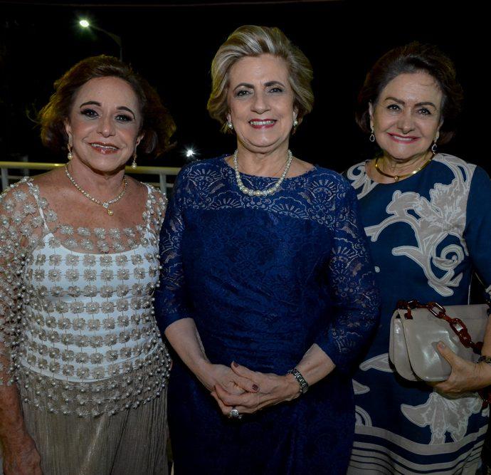 Sueli Belém, Regina Aragão E Barbara Freire