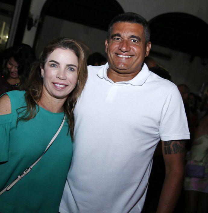 Suemy E Roberto Moreira