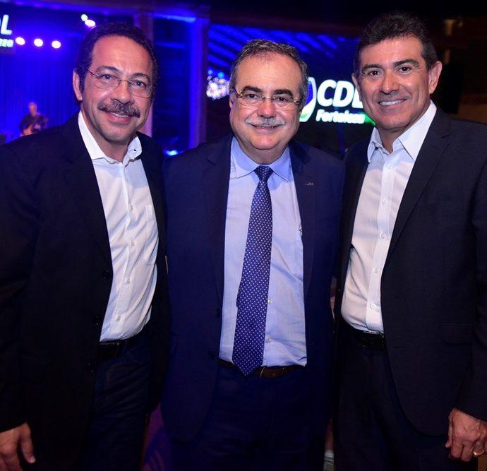 Tadeu Oliveira, Assis Cavalcante, Alexandre Pereira