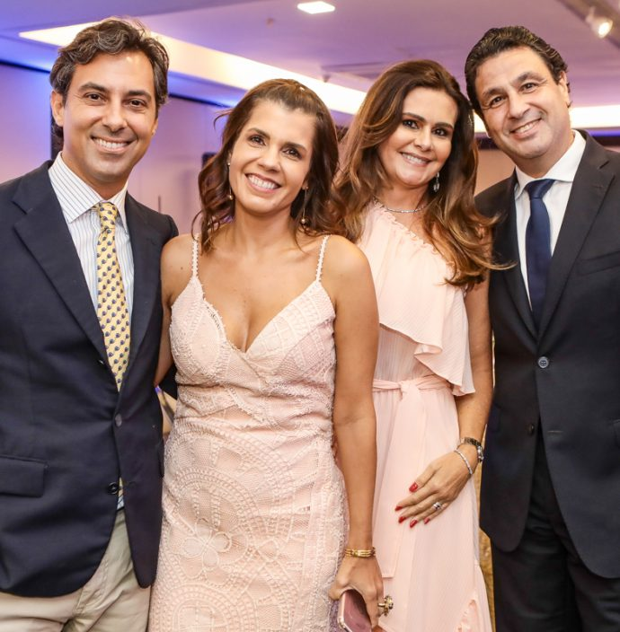 Tahip Beca, Claudia Diniz, Invana E Alexandre Rangel