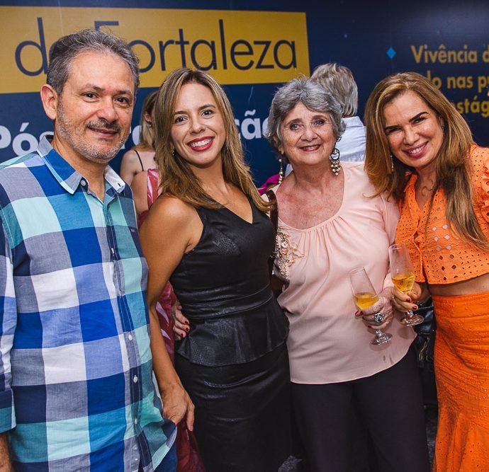 Tarcio Dultra, Luciana Montenegro, Cristina Marinho E Silvana Montenegro