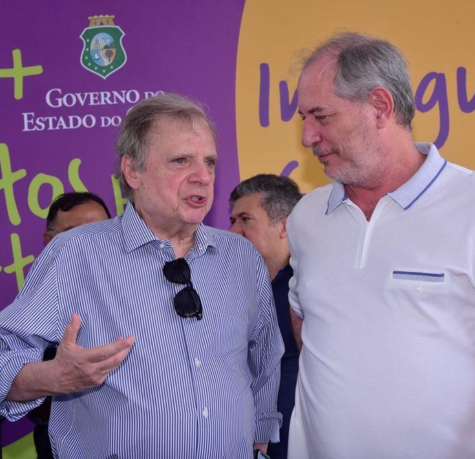 Tasso Jereissati, Ciro Gomes